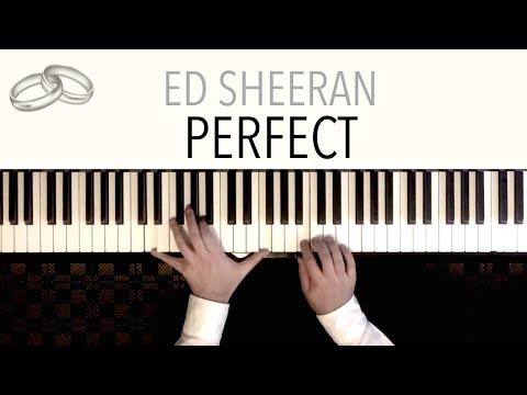 Ed Sheeran - Perfect (Wedding Version) featuring Pachelbel's Canon | Piano Cover