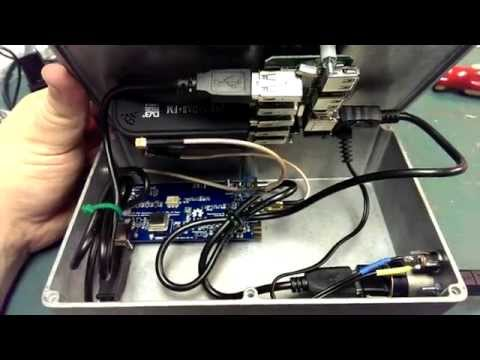 VE7WNK SDR Box - Part 1