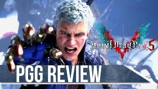 Devil May Cry 5 Review: Forget AAA, Give me SSS!