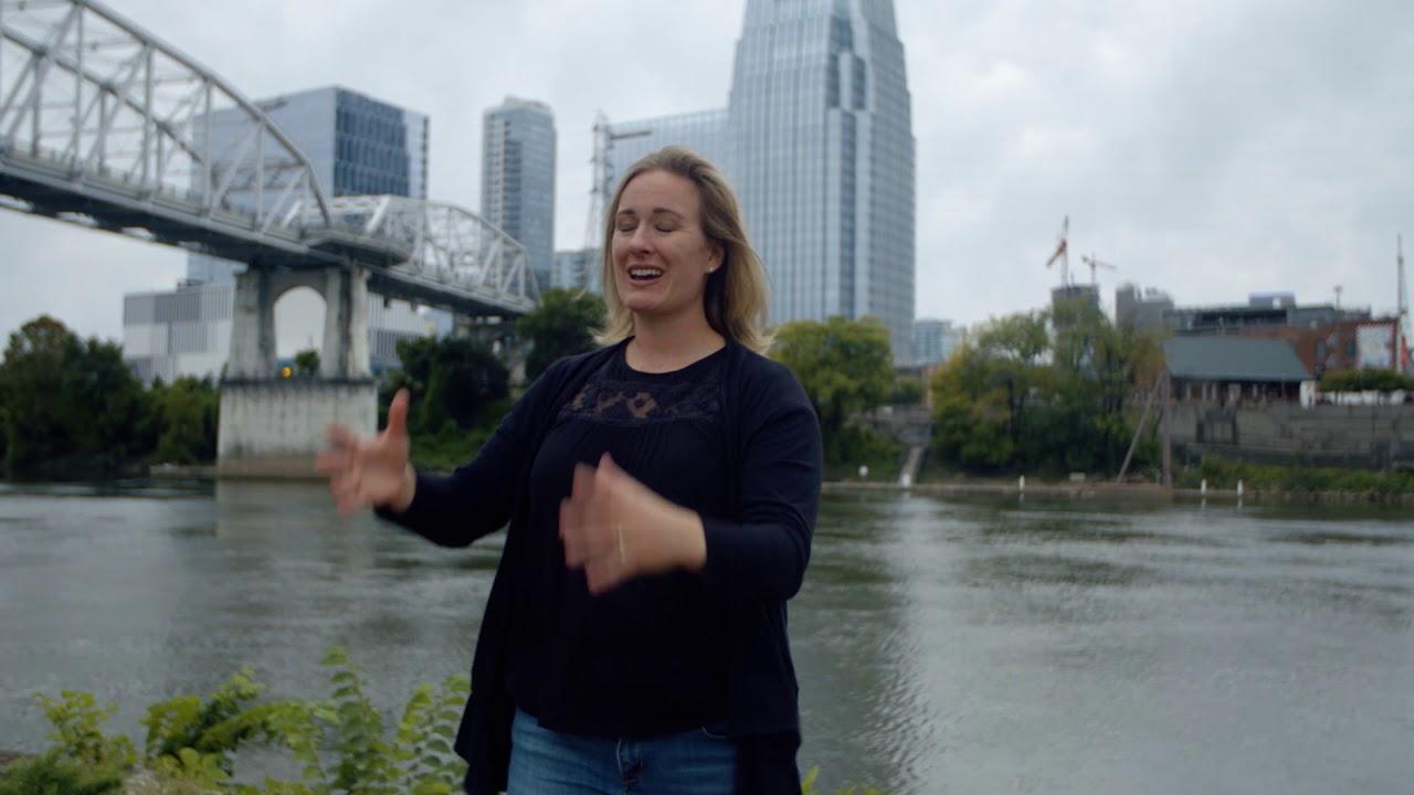 Brandon Heath - Don't Be Afraid (Official American Sign Language Interpretation Video)