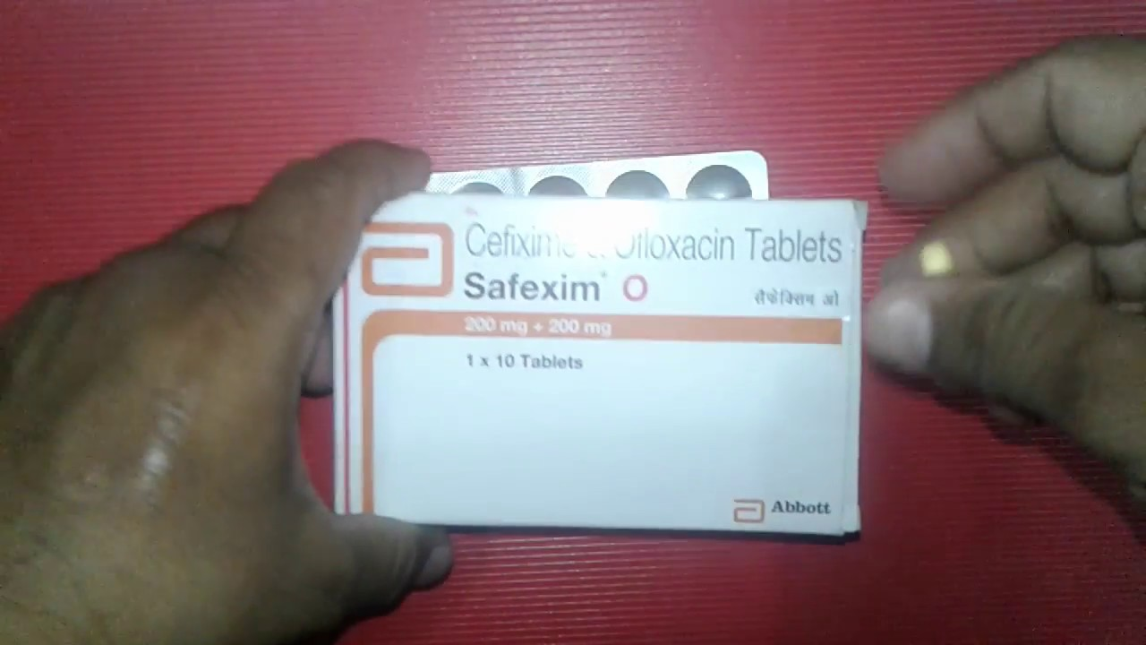 Safexim O Tablet Uses Composition Side Effects Benefits Precauton
