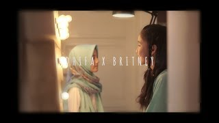 Anganku Anganmu - Raisa & Isyana  (Cover by Duo Cantik - Dhifa & Britney) Mp3