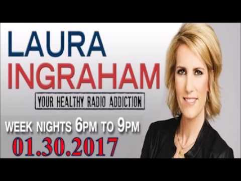 Laura Ingraham Show - January 30 - 2017 - Trump Official: 'China In Economic Warfare Against U.S.'
