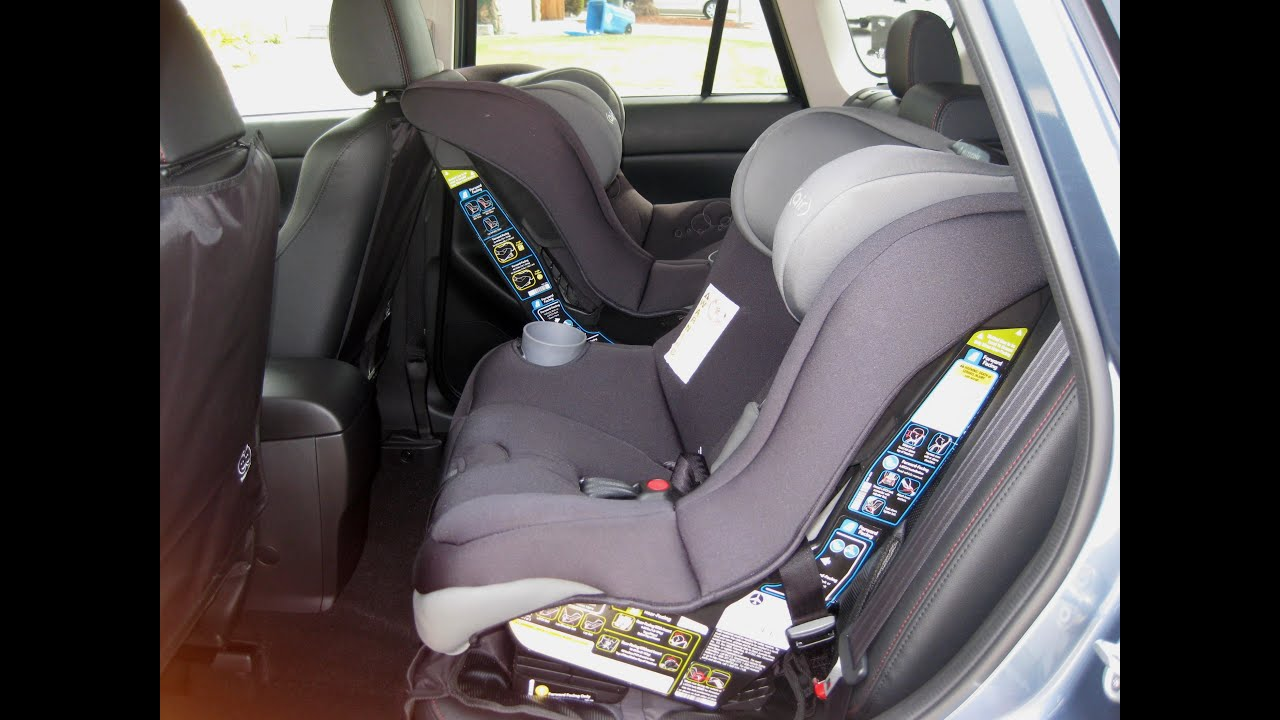 Mazda Cx  Across Car Seats