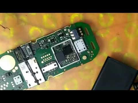 Nokia 110 lcd light solution