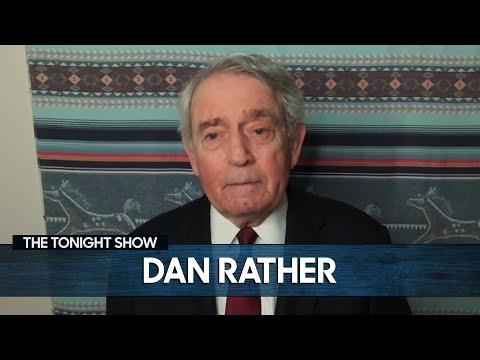"Dan Rather Calls President Donald Trump a ""Poor Loser"""