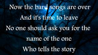 Обложка Blind Guardian The Bard S Song Lyrics