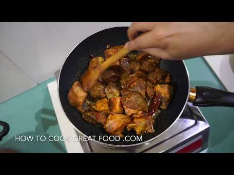 dry-lamb-indian-fry-recipe---curry-masala-mutton