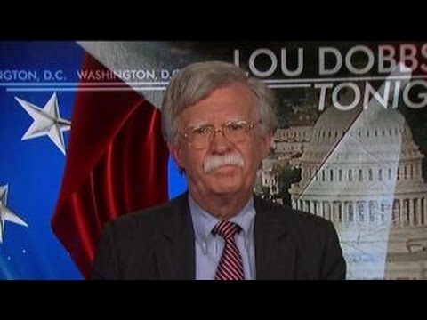 John Bolton: Clinton displayed gross negligence with her emails