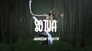 Download lagu SOTYA - DRU WENDRA WEDHATAMA || COVER BY AGNESA YOSITA [ LIRIK ]