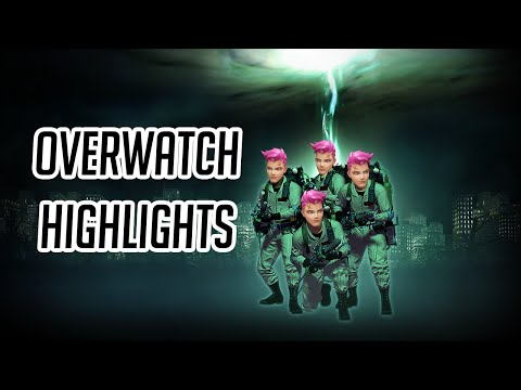 Overwatch Highlights - Octopimp - 동영상