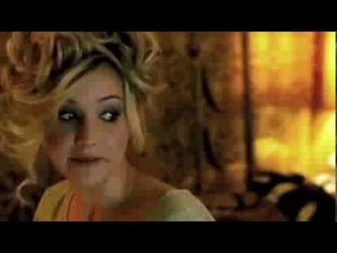 Jennifer Lawrence Live and Let Die Scene- American Hustle