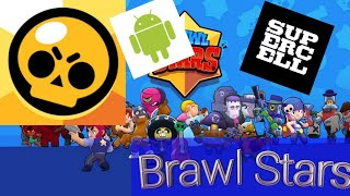 NEW ANDROID GAME /NOVÁ HRA NA ANDROID Brawl Stars