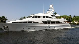 Super Yachts and Boats in Fort Lauderdale.Part 1