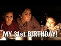 watch he video of MY 31st BIRTHDAY! - February 02, 2017 -  ItsJudysLife Vlogs