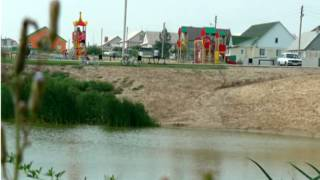 ролик№8 от Натальи гончаровой Восточной часть города Лиски. Песковатка, новый район города.