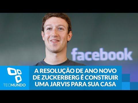 A Resolução De Ano Novo De Zuckerberg é Construir Uma JARVIS Para Sua Casa