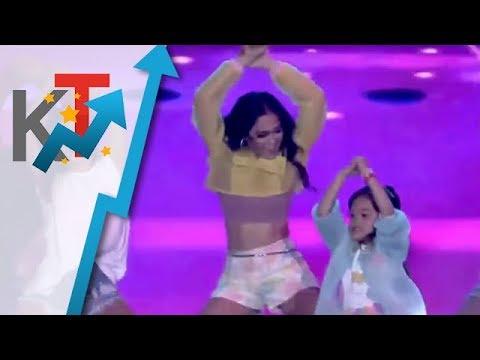 Maja Salvador Todo Hataw Sa 'Oh Na Na Na' Dance Challenge!