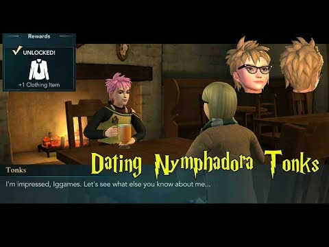 dating options in hogwarts mystery