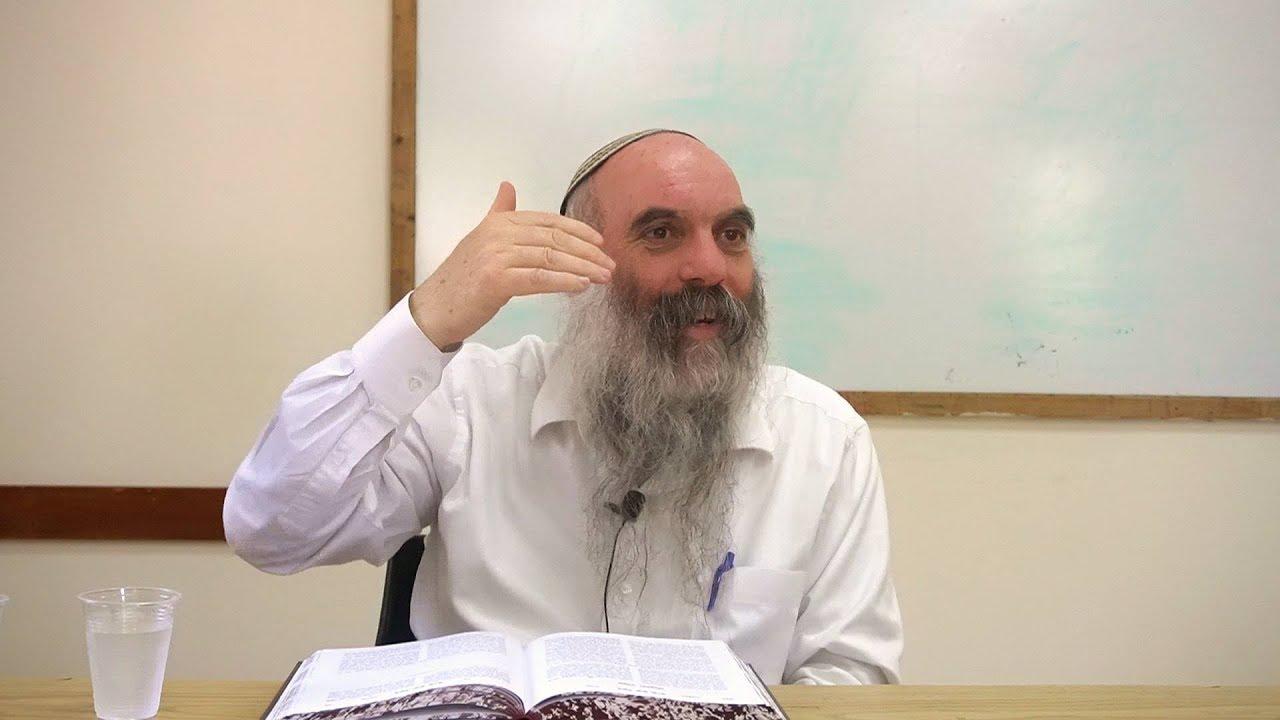 אהבת ה' לישראל - שפת אמת לפרשת נשא - הרב יהושע שפירא