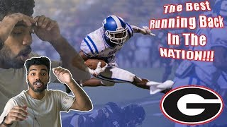 The #1 Running Back In High School!!! Zamir White Highlights [Reaction]