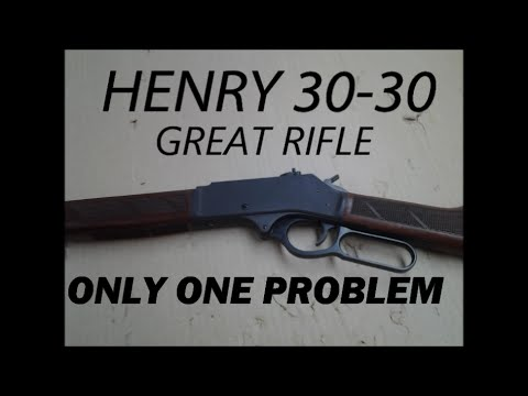 The Henry Lever Action -- 30-30 Winchester