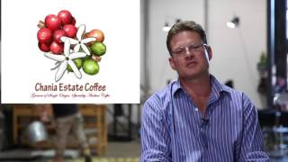 Boyce Harries With Real Talk : Chania Estate's Coffee