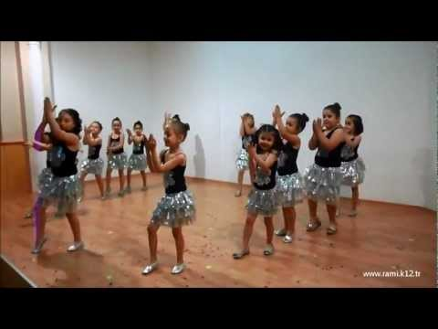 Özel Şirin Güller Anaokulu - Eyüp Okul Öncesi Eğitimi Şenlikleri 2012