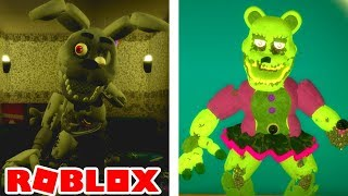 NEW Roblox FNAF Game | Roblox Project Shirley