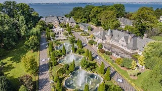 $100 Million Great Gatsby Inspired Mega Mansion Owned by a Russian Billionaire!