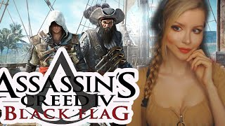 ASSASSIN'S CREED IV: BLACK FLAG ● ASSASSIN'S CREED IV: ЧЁРНЫЙ ФЛАГ ● ПРОХОЖДЕНИЕ ●  СТРИМ #1
