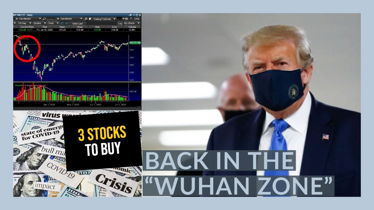 THE STOCK MARKET IS not GOING TO GO CRAZY - My Watchlist - 5 STOCKS TO BUY NOW FOR EARNINGS!