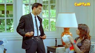 """अक्षय कुमार की नई रिलीज़ बॉलीवुड हिंदी एक्शन फिल्म 4K HD """" दिल की बाज़ी """" #Akshay Kumar Action Movie"""