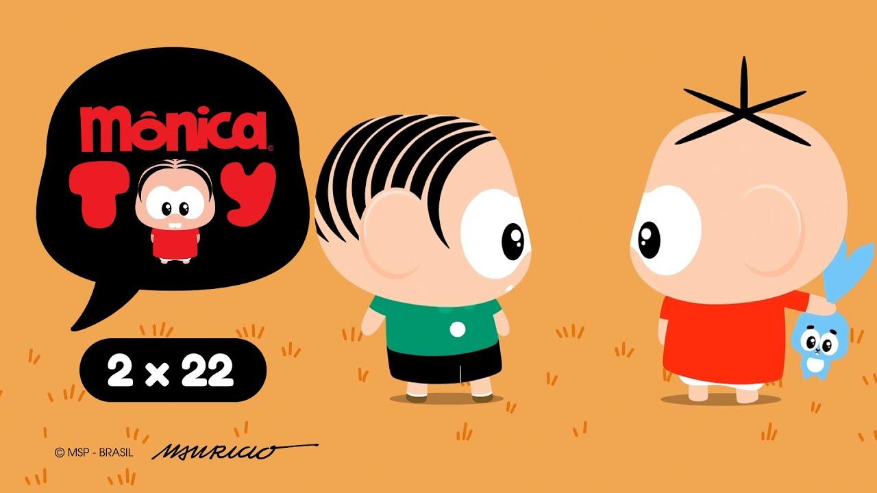 Monica Toy Troca Troca T02e22 Youtube