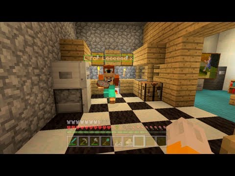 Minecraft Xbox - A New Project [81] Travel Video