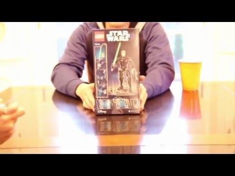 Star Wars Toys - LEGO Buildable Figures: Luke Skywalker Action Figure
