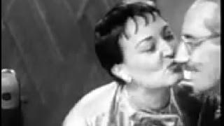 You Bet Your Life #54-20 Groucho sings German folk music (Secret word Clock, Jan 27, 1955)