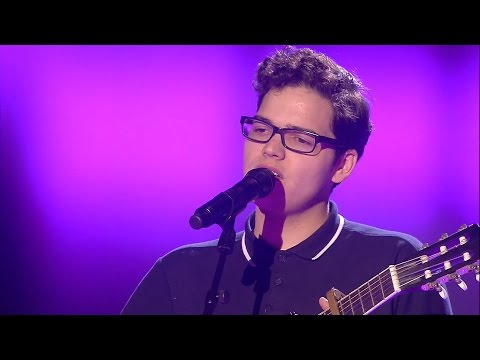 "Jeffrey Pop: ""Human"" - Audiciones A Ciegas - La Voz 2016"