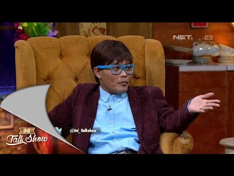 Ini Talk Show 29 Juni 2015 Part 3 – Masayu Anastasia & Kotak Band