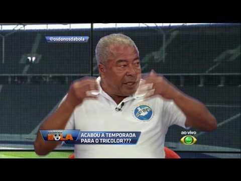 Jairzinho Sobre Clubes Do Rio: Se Encostaram No Maracanã