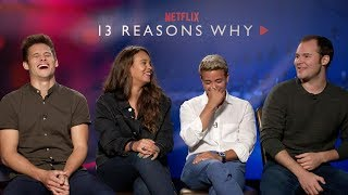 The '13 Reasons Why' Cast React to Season 3's Biggest Mystery | MTV News