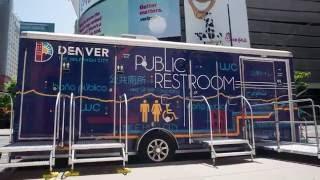 Ink Monstr   City of Denver Public Restroom