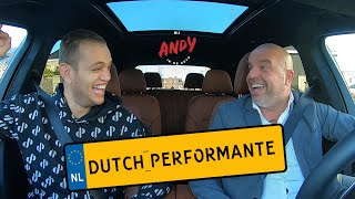 Dutch Performante - Bij Andy in de auto! (English subtitles)