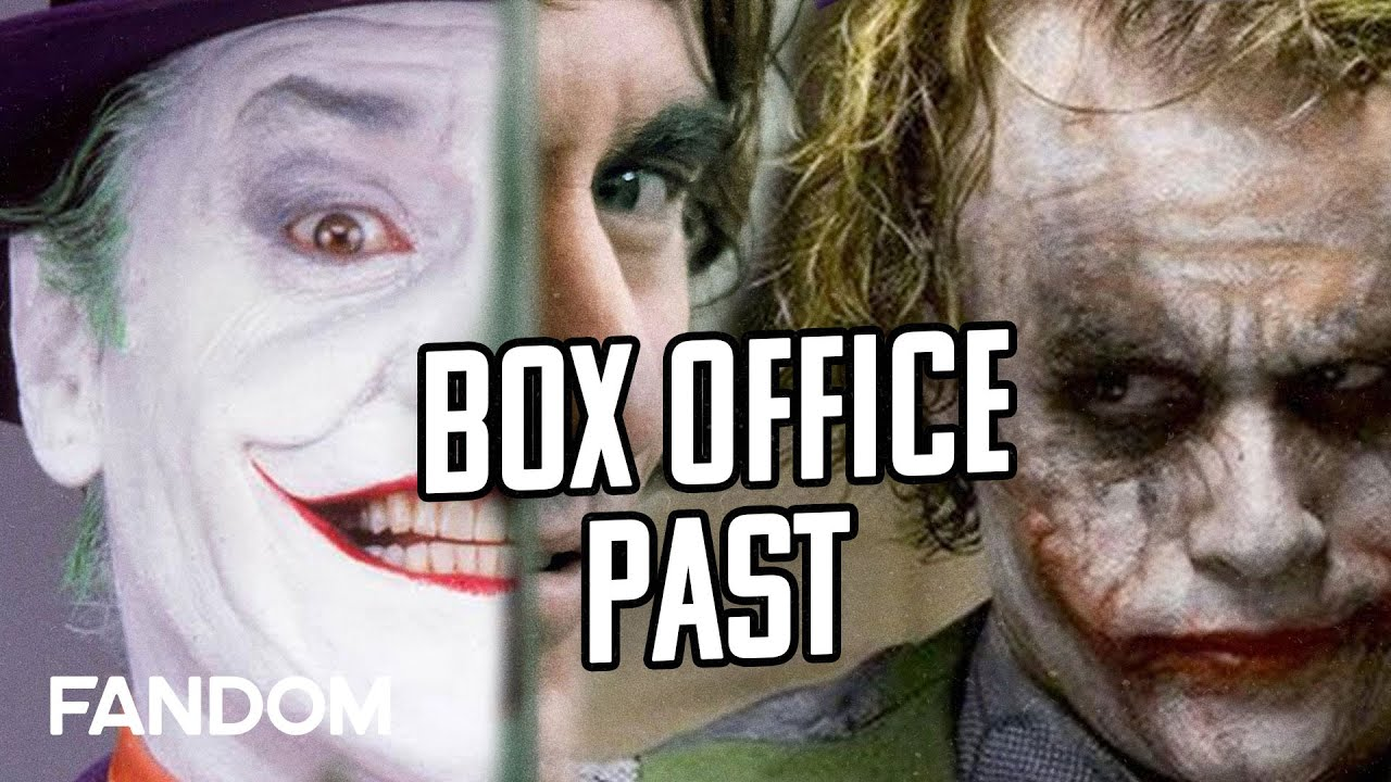 The Joker S Box Office History Charting With Dan
