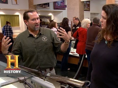 Pawn Stars: Deadly Antique Crossbow | History