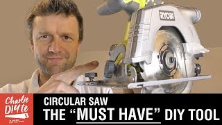 Circular Saw - the MUST HAVE DIY Tool