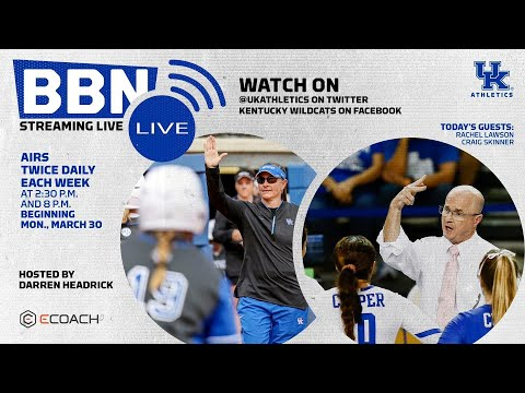 BBN Live Presented by ECoach with Rachel Lawson and Craig Skinner