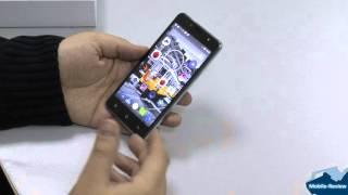 обзор смартфона JINGA HOTZ M1