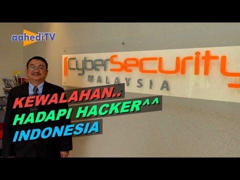 KEWALAHAN..!! hadapi Hacker Indonesia, Cyber Security Malaysia Keluarkan Peringatan Keamanan