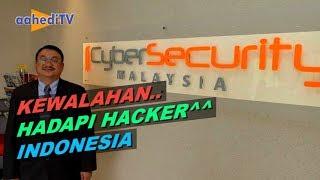 Video KEWALAHAN..!! hadapi Hacker Indonesia, Cyber Security Malaysia Keluarkan Peringatan Keamanan download MP3, 3GP, MP4, WEBM, AVI, FLV November 2017